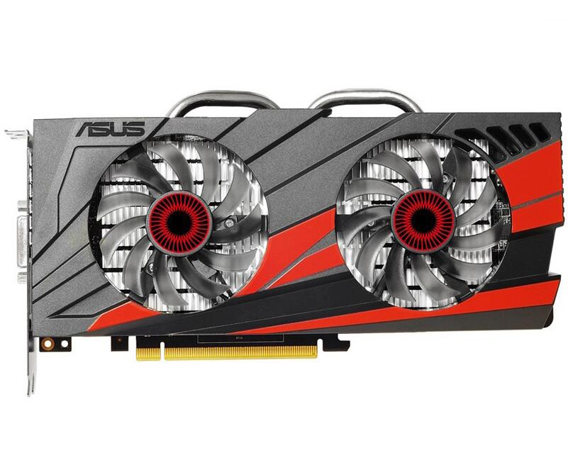 ASUS GTX1060 3G game graphics native interface support 4K ,factory package graphics ,used 90%new image