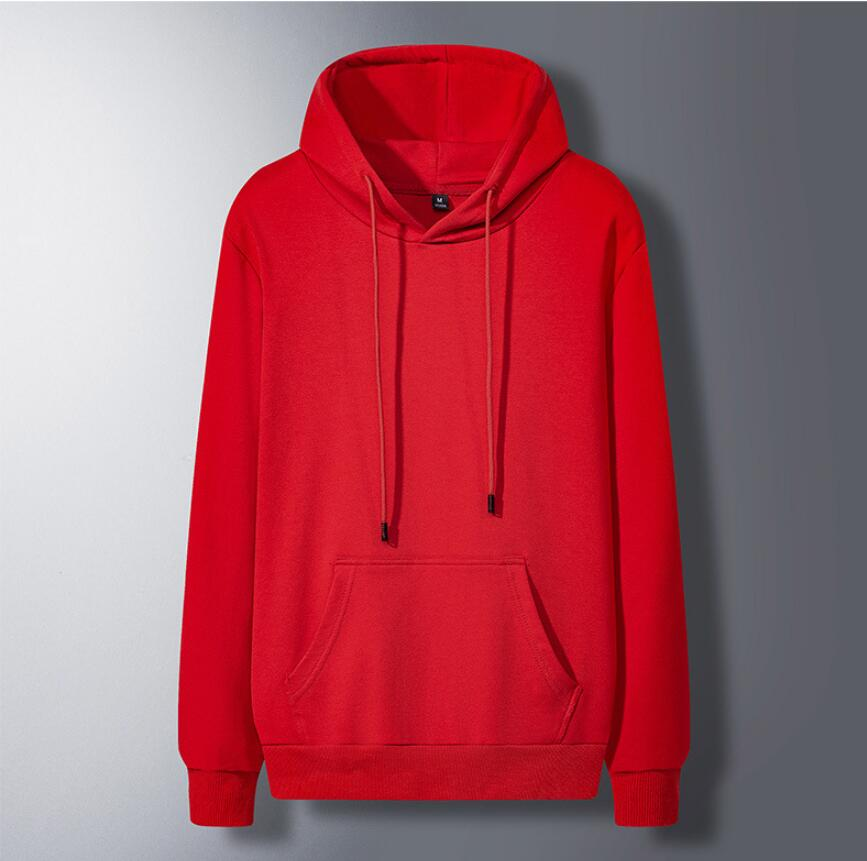 2020 New Autumn Casual Hoodies Men Sweatshirts Fashion Solid Color Hip Hop Streetwear Hoody Man's Clothing Hoodies
