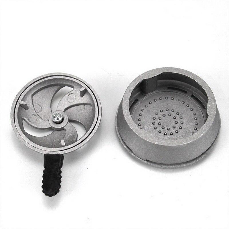 Hookah Shisha Charcoal Holder Metal Material Provost Heat Management System For Hookah Bowls Shisha Bowl Single Handle