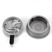 Hookah Shisha Charcoal Holder Metal Material Provost Heat Management System For Bowls Bowl Single Handle1