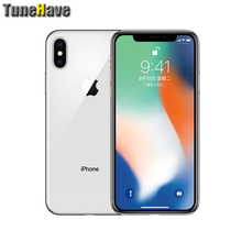 Original Unlocked Apple iPhone X Face ID 5.8″ iOS A11 Smartphone 3GB RAM 64GB/256GB ROM 12MP Hexa Core 4G LTE Mobile Phone IP67