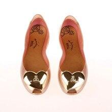 Melissa Mel Queen Women 2020 New Women Flat sandals Brand Women's Jelly