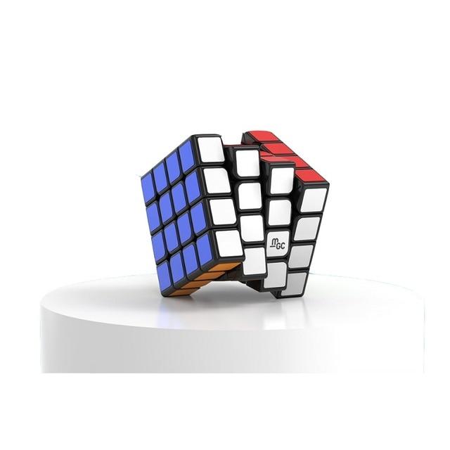 Newes YJ MGC 4x4 Magnetic Cubing Speed YJ MGC 4 M 4M mgc4 M 4x4x4 Puzzle Yongjun Magico Cubo Educational Toys for Children 1