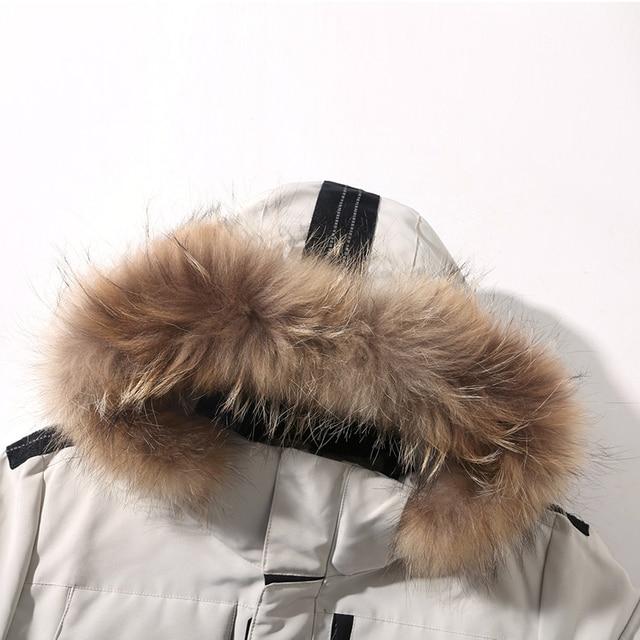 Large size loose coat Men Winter Jacket Men Hooded Duck Down Jacket Male Windproof Parka Thick Warm Overcoat coats 5858 5