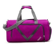купить FONTO Hot Men's Short-distance Travel Bag Female Sports Portable Fitness Bag Large Capacity Travel Luggage Bag #197311 по цене 1049.91 рублей