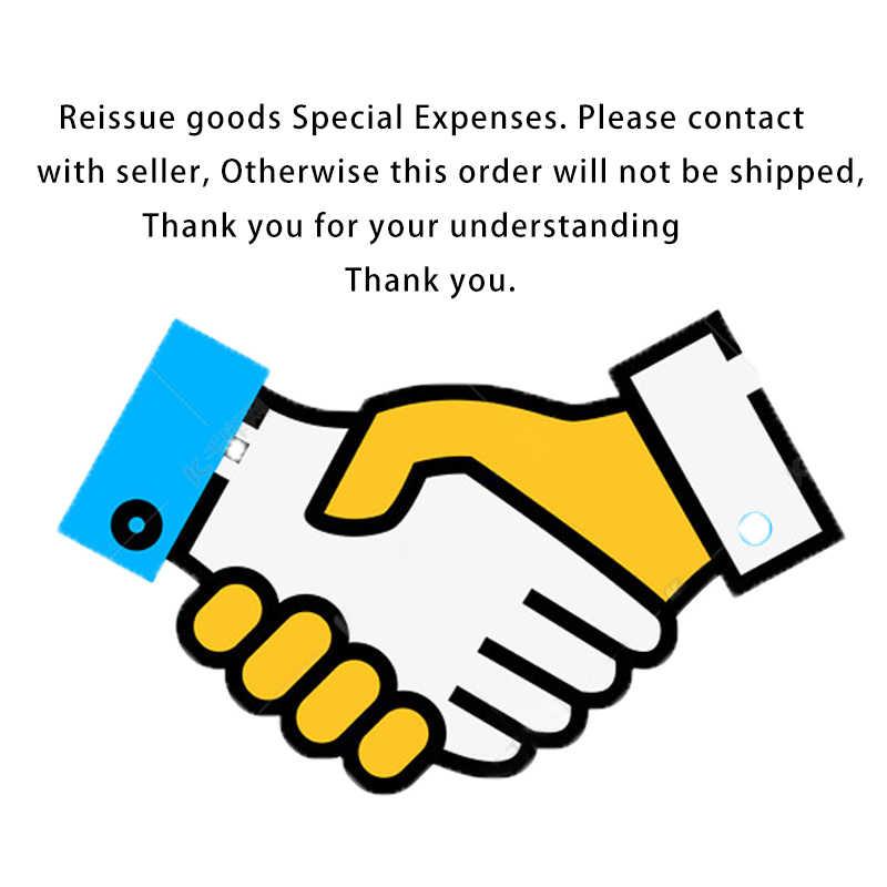 Reedita los gastos especiales de los productos ponte en contacto con el vendedor de lo contrario este pedido no será enviado gracias BF