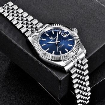 PAGANI DESIGN Men Mechanical Watch Top Brand Luxury Automatic Watch Sport Stainless Steel Waterproof Watch Men relogio masculino 4