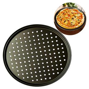 2pcs Carbon Steel Nonstick Piz