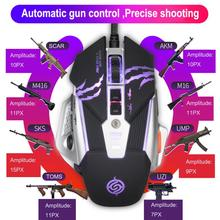 Keyboard Mouse Combos with BT converter Gaming USB Wired Mouse Keyboard Set Gamer Laptop Computer Mouse For IOS /Android/PC parasolant wired usb led light keyboard and mouse set white black laptop computer colorful gaming backlit keyboard mouse combos