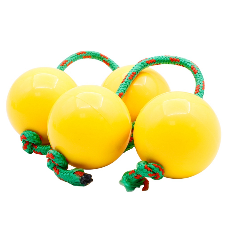ABUO-2Pcs Plastic Sand Hammer Maracas Egg Baby Child Toy Orff Early Educational Musical Toys