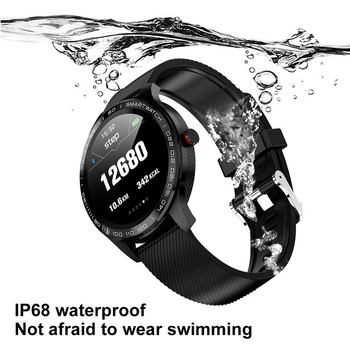 L9 Smart Watches ECG PPG Fitness Traker Information Push Phone Call Reminder Heart Rate Monitor Smartwatch For women men for IOS 2