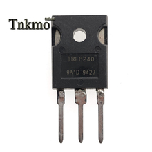 5 Đôi IRFP9240N + IRFP240N IRFP9240 + IRFP240 Đến 247 N CH + P CH 12A 200V MOSFET Bóng Bán Dẫn Miễn Phí Giao Hàng