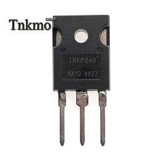5 paires IRFP9240N + IRFP240N IRFP9240 + IRFP240 TO 247 n ch + p ch 12A 200V Transistor MOSFET de puissance livraison gratuite