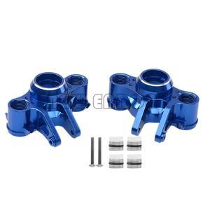 Image 2 - NEW ENRON 1:10 2Pcs Aluminum Alloy Axle Carriers Left & Right #8635 For Traxxas 1/10 E Revo 2.0 VXL Brushless 86086 4