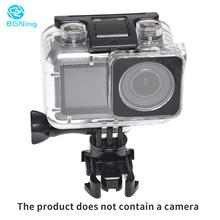 цена на 60m Underwater Diving Waterproof Case Protective Housing Shell for DJI Osmo Action Camera Protector Cover Accessories