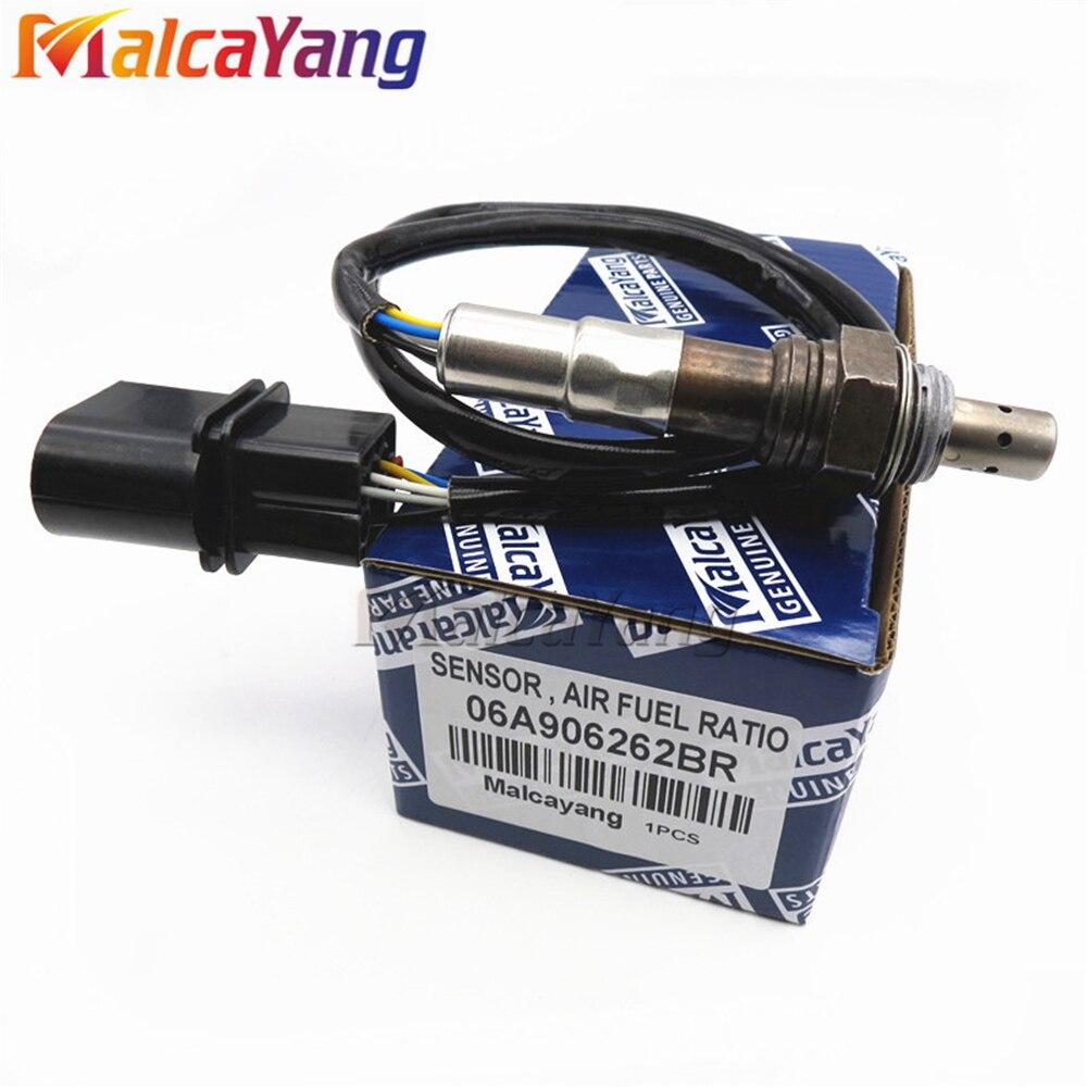 O2 sensörü oksijen sensörü VW Golf Mk5 1.6L için Skoda Octavia için koltuk Altea Audi 06A906262BR 06A906262CF