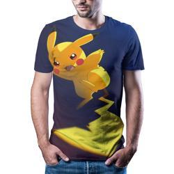 2020 nowe męskie koszulki 3d drukuj koszulki z motywem kreskówkowym mężczyźni lato kropla wody topy mężczyźni koszulki casualowe w stylu Streetwear XXS-6XL