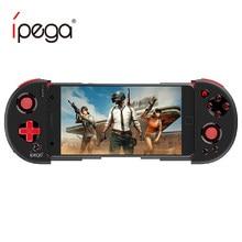 IPega PG-9087 teleskopowy bezprzewodowy kontroler z Bluetooth Gamepad wysuwany Joystick do tabletu ios Tv Box z androidem