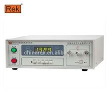 rk2681 5tohm 500v pointer megger insulation resistance tester Digital high insulation resistance tester megger tester