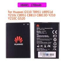 Оригинальный аккумулятор hb4w1 для huawei y3 ii Аккумулятор