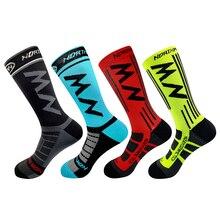 Высококачественные профессиональные велосипедные носки MTB для мужчин и женщин, велосипедные носки, дышащие носки для шоссейного велосипеда, носки для спорта на открытом воздухе, гоночные носки