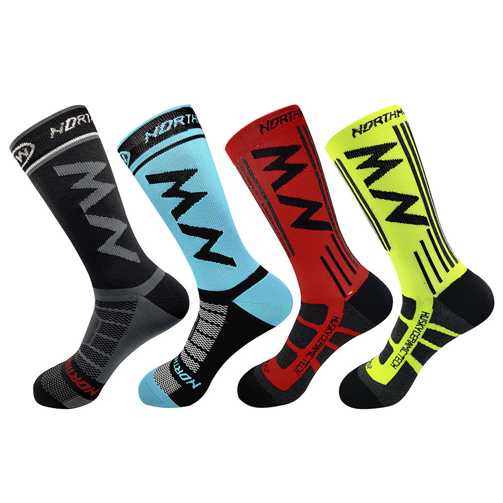 High Quality Professional Cycling Socks MTB Men Women Bike Socks Breathable Road Bicycle Socks Outdoor Sports Racing Socks 2019