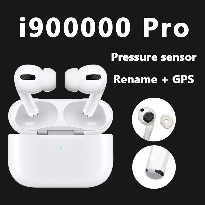 Airpodering Pro 3 2 For Apple Aire I900000 Tws I90000 1:1 Ap Max Bluetooth Headphones Earphone Earbuds Wireless Headset