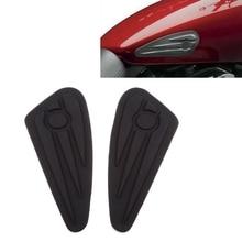 Мотоциклетные наколенники для топливного бака наклейки для Sportster Xl883 1200 Dyna Softail Slim Street 500 750 Xg500 Xg750 48