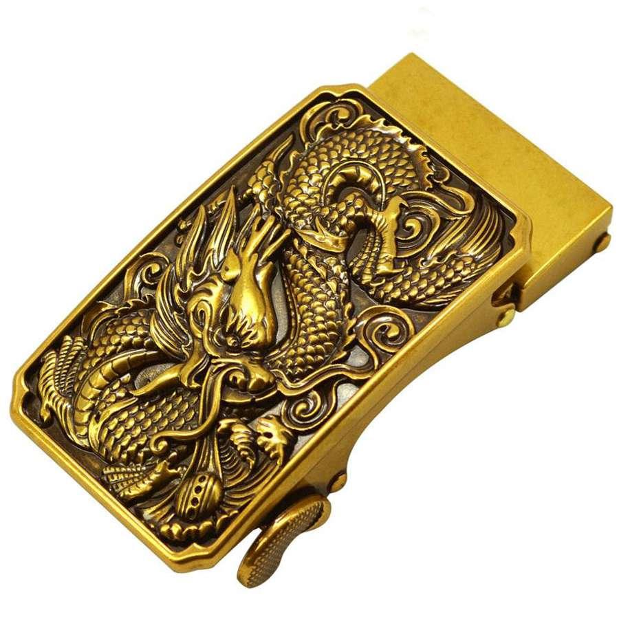 Automatic Buckle Fashion Belt Buckles For Men Wholesale.New  Men's Belt Agio Fit 3.3-3.6cm