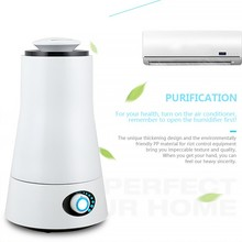 New Creative Humidifier Household Sprayer Large Capacity Silent Air Pregnant Women Aromatherapy Machine