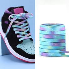 Lacets de haute qualité 120/140/160 cm pour femmes et hommes, chaussures de sport, de basket-ball, de haute qualité