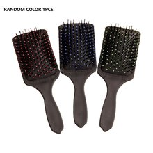 цена на Household Airbag Comb Anti-Hair Loss Pad Health Professional Comb Scalp Hair Care Massage Brush Unisex
