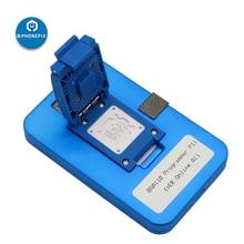 JC P11 BGA110 Programmierer für iPhone 8/8P/X/XR/XS/XS MAX 11 pro MAX NAND Flash für BGA110 NAND SYSCFG Daten Änderung & Schreiben