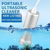 CE 9600 Ultraschall Reinigung Maschine Gemüse Waschmaschine Tragbare Ultraschall Reinigung Maschine Brille Uhr Schmuck Reiniger-in Maschinenzentrale aus Werkzeug bei