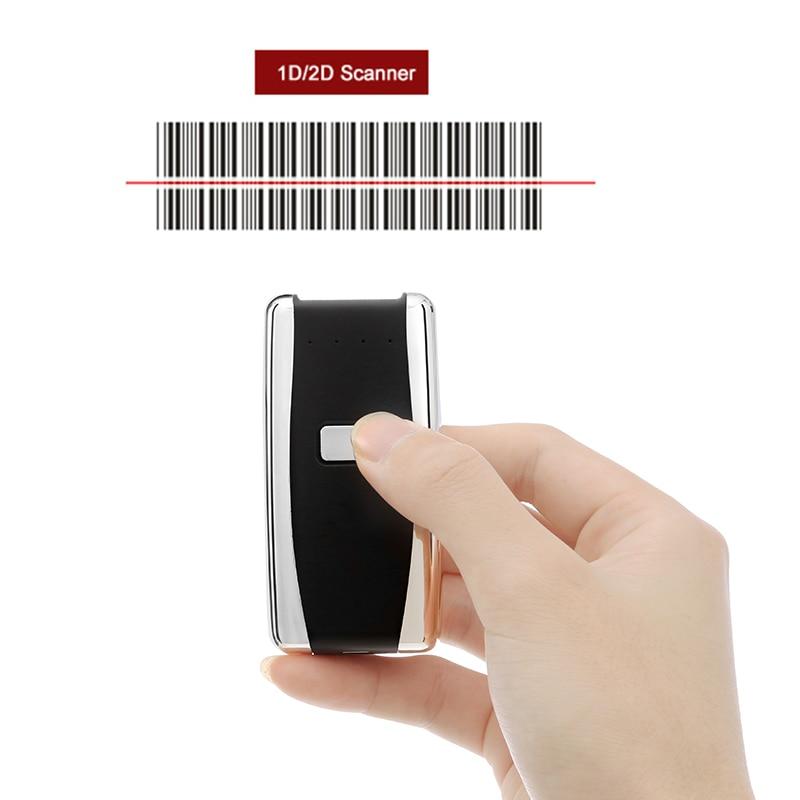 codigo de barras scanner bluetooth 05