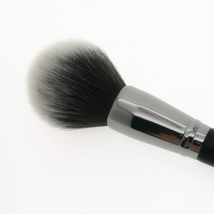 Sywinas 4pcs professional makeup brushes set face blending powder foundation cosmetics contour make up brushes. 2