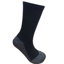 1 Pair Winter Happy Socks Keep Feet Warm Long Sock Heat Fibe