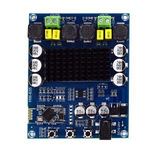 Image 4 - 120Wx2 TPA3116D2 Bluetooth Dual Channel High Power Digital Amplifier Board Stereo Speaker Amplifier
