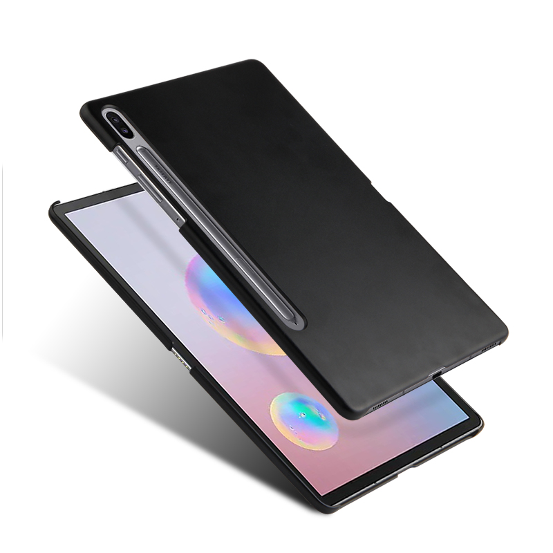 New Plastic Hard PC Back Funda Capa Shell Case Cover For Samsung Galaxy Tab S6 T860 T865 SM-T860 SM-T865 Tablet Coque +Film +Pen