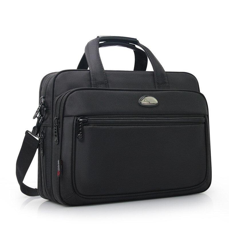 2019 Men Business 14 Laptop Bag Office Briefcase Travel Messenger Handbag Tote Men Computer Work Bag Business Trip File Package