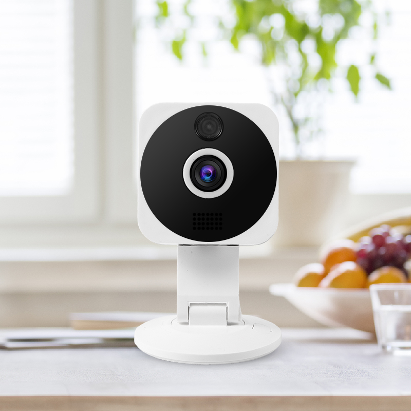 2MP Mini Wireless IP Camera WiFi 1080P HD Home Security IR Night Vision CCTV Cam