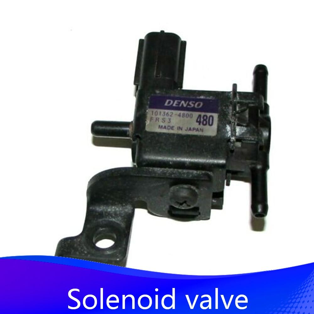 1PCS OEM 101362-4800 , 1013624800 , 101362 4800 Good Quality Solenoid Valve Reversing Valve For Honda Civic VIII Hatchback