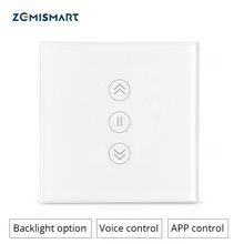 Zemismart google home alexa голосовой умный динамик сенсорные