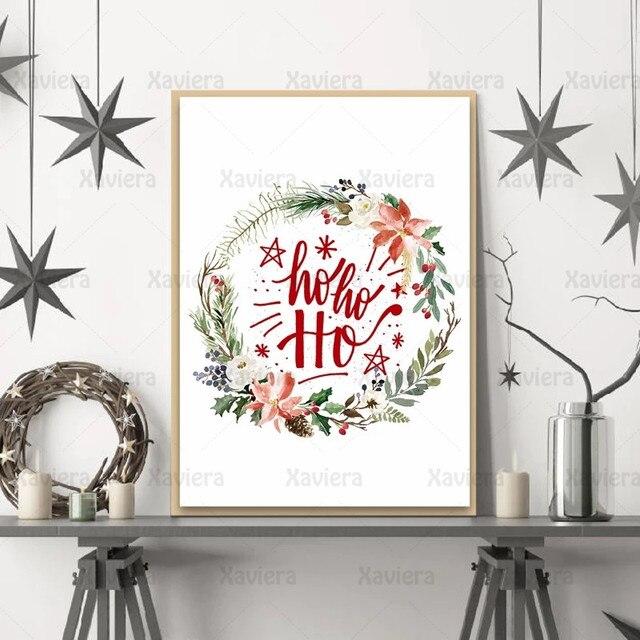 Фото праздничная рождественская картина на холсте зимняя тема домашнее цена