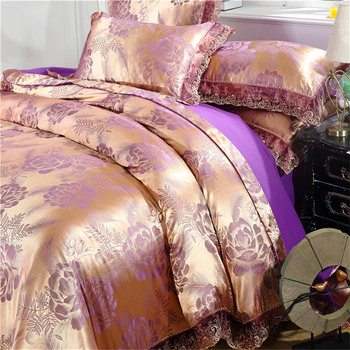 2020 Luxury 2 or 3pcs Bedding Set High Quality Duvet Cover Sets 1 Quilt Cover + 1/2 Pillowcases Twin Full Queen King