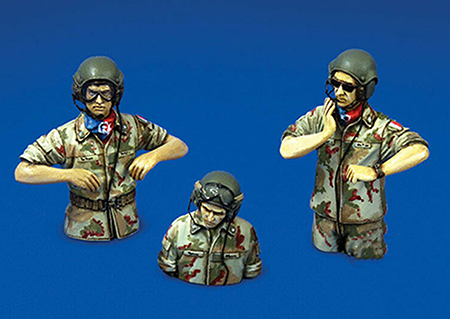 1/35  Ancient Tank Crew Set Include 3   Resin Figure Model Kits Miniature Gk Unassembly Unpainted