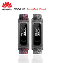 Huawei Band 4e bracelet intelligent assistant de basket-ball course Posture moniteur 2 Mode de port résistant à l'eau jusqu'à 50 mètres(China)