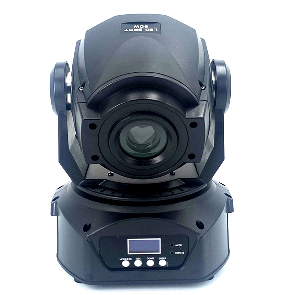 90W Led Moving Head Spot Light Led Beam Gobos Stage Lighting 8 Gobos 90 Watt Mobile DJ Show 150w Moving Heads