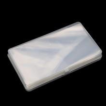 Álbum de papel para dinero, estuche protector de almacenamiento con caja P9YB, 100 Uds.
