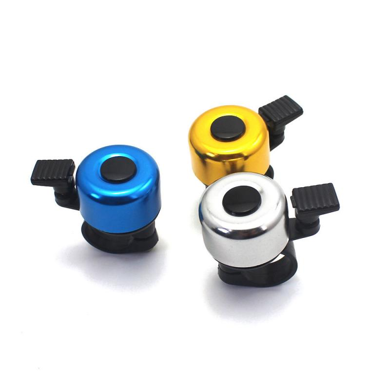Horn Sound Alarm Outdoor Protective Cycling Bicycle Handlebar Safety Bike Bell